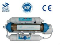 4 Stage RO & DI Reverse Osmosis Filter Tropical Marine Fish 50 100 150 GPD