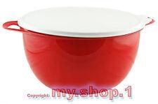 ★★★my.shop.1-1★★★ Tupperware® XXL-Rührschüssel 10 L. rot Maximilian NEU+OVP