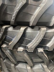 NEW 650/65R38 RADIAL TRACTOR TYRES /8 Year Warranty Tracpro 668