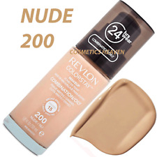 REVLON COLORSTAY FOUNDATION COMBINATION OILY SKIN 30ml 200 NUDE  .. BOOTS £12.99