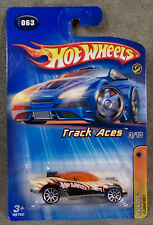 Hot Wheels ~ Track Aces ~ Flashfire ~ White