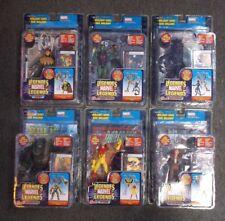 Marvel Legends Toybiz BAF Complete Onslaught Series 6 Figure Set MISB Mint