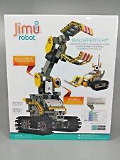 UBTECH Jimu Robot BUILDERBOTS Kit Building Toy Learning Code