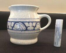 Dedham Pottery 12 oz Creamer