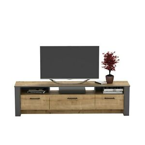Manhattan TV Stand / Entertainment Center for up to 75 in TVs - 2 size options