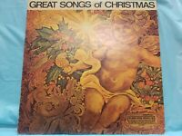 The Great Songs Of Christmas, Album Eight LP_ANDY WILLIAMS / BARBRA STREISAND+++