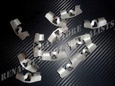 Agrafes de bas de caisse / side skirt mounting clips Renault 5 Gt Turbo (X12)