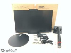 "Lenovo ThinkCentre Tiny-in-One 24"" Touch Monitor - 3rd Gen - 1080P - 10QXPAR1US"