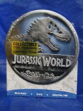 Jurassic World Steelbook (Bluray/DVD)