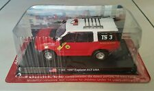 Amer Com Collection 1:43 Scale 1997 FORD EXPORER XLT USA Philadelphia Fire Dept.