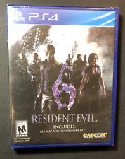 Resident Evil 6 (PS4) Neuf