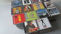 50 CD Alben/Sampler: Rock, Pop, Metal, Punk, Schlager, Techno...