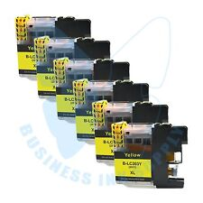 6 Yellow New LC203XL 203 InkCartridges For Brother J4620DW J480DW J5720DW J885DW