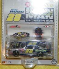 RICKY RUDD #28 HAVOLINE IRON MAN 2002 FORD TAURUS 1/9000 1:64-Scale Stock Car