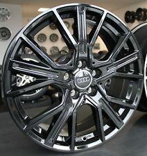 NEU 20 Zoll Felgen WH34 Audi SQ5 Q5 A8 TT Q2 Q3 A4 A6 4G S Line Design Alufelgen