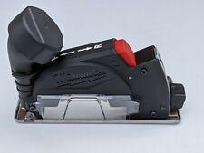Milwaukee Dust Shoe / Depth Adjuster for M12 FCOT grinder cover