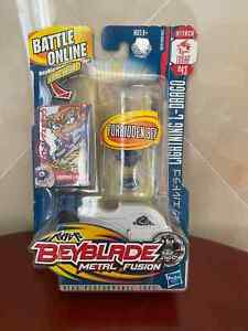 Out of Production Hasbro Beyblade Metal Fusion BB-43 LIGHTNING L-DRAGO 100HF