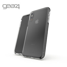 Gear4 iPhone XS Max Case Cover Crystal Palace Apple Wireless Charging - Clear