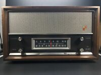 Vintage Magnavox 3FM021 AM FM Stereo Run Number 1 NOT WORKING Parts Or Repair