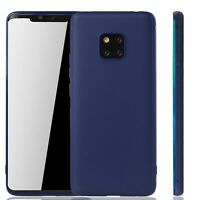 Huawei Mate 20 Pro Cover Protection Case Backcover Case Case Cases Blau