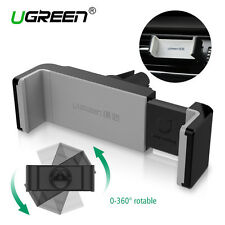 Ugreen Universal Air Car Vent Phone Holder Mount Cradle Stand for iPhone Samsung