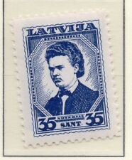 Latvia 1936 Early Issue Fine Mint Hinged 35s. 232916