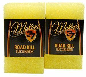 McKee's 37 MK37-950 Road Kill Bug Scrubber 2 Pack