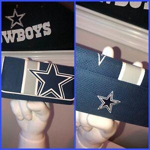 ~NWOT~ Dallas Cowboys Ladies Wallet Organizer Soft Case Mesh Design Little Earth