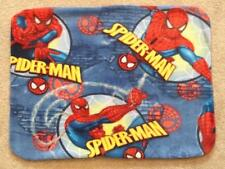 FLEECE STANDARD (TWIN) PILLOW COVER - SPIDERMAN IN ACTION