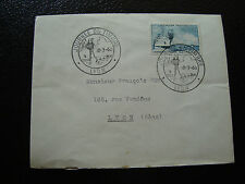 FRANCE enveloppe 1er jour 12/3/1960 (cy15) french (A)
