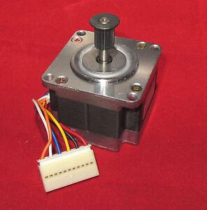 9 PACK  Astrosyn / Minebea 1.8 Degree Stepper Motor 3V 1.8 OHM 2 Phase Uni-Polar
