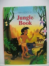 Book. Van Gool's Jungle Book. Published in 1994 by Twin Books. HB