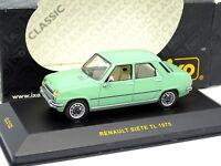 Ixo 1/43 - Renault 5 7 Siete TL 1975 Verte