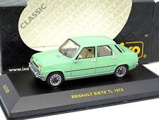 Ixo 1/43 - Renault 5 7 Siete TL 1975 Verde