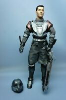 "Gray Edwards 1:6th 12"" Action Figure by Palisades, 2001 Final Fantasy Spirits"