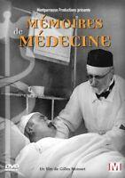 Memoires de Medecine // DVD NEUF