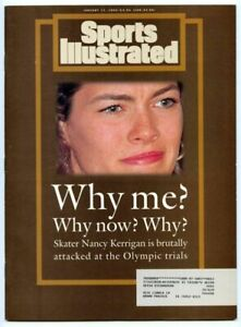 SI: Sports Illustrated January 17, 1994 Nancy Kerrigan, Olympic Trials VERY GOOD