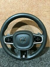 VOLVO XC60 XC90 V60 S60 V90 R-Design Steering Wheel Shift Paddles OEM