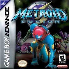 Metroid Fusion - Game Boy Advance GBA SP