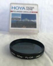 Filtro Polarizador Hoya Vintage 52 mm