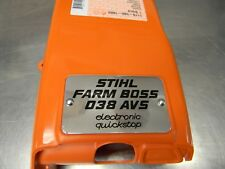 STIHL CHAINSAW 038AV  TOP CYLINDER COVER NEW # 1119 080 1600 ---- UP369