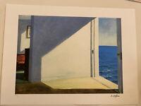 Edward Hopper  Print Signée et numérotée