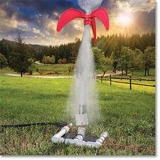 DIY Launcher + StratoFins Soda Bottle Water Rocket Launcher Complete Kit