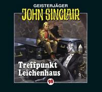 "Preisalarm! * HÖRSPIEL CD * JOHN SINCLAIR ""Treffpunkt Leichenhaus"" 98 * NEU/OVP"