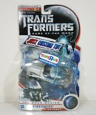 Transformers Hasbro DOTM The Scan Series TRU Exclusive Sideswipe (MISB)