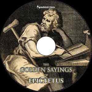 The Golden Sayings of Epictetus - Unabridged MP3 CD Audiobook in security sleeve