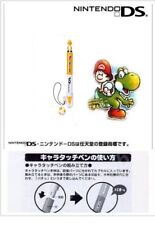 Yujin Super Mario Dinosaur Goomba NDS 3DS Pen Stylus for Nintendo DS (Orange)