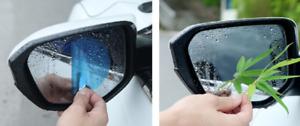 CHRYSLER Car Anti Water Mist Film Anti Fog Rainproof Rearview Mirror Clear SIght