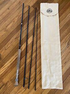 winston fly rod used 8 Weight Nimbus 9 Foot, 4 Piece