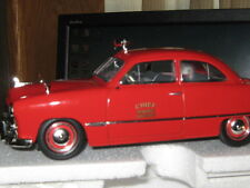 Fdny by First Gear 1949 Ford Marine Division Chief-Free Shipping